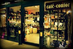 café-contor: café-contor - Wie alles begann und was Euch erwart...