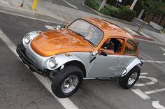 1969 Baja Bug