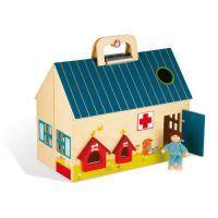 Janod houten speelgoed - Woody Wood Toys - Houten speelgoed vergelijken!