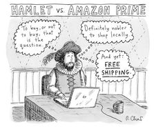 The New Yorker - A cartoon by Roz Chast. See more cartoons from...