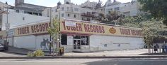 The Styrous® Viewfinder: Tower Records ~ All Things Must Pass: a blast from the past Tower Records, Future Travel, Southern California, San Francisco, The Past, Street View, City, Lps, Photography