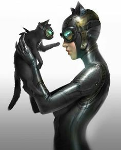 Catwoman - Visit to grab an amazing super hero shirt now on sale!