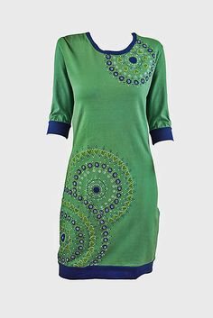 Dámske šité, farbené a maľované šaty ČISTINKA