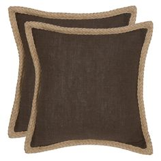 Have to have it. Safavieh Sweet Sorona 18 in. Decorative Pillows - Set of 2 - $71.99 @hayneedle.com