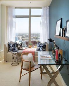 Et si votre bureau à domicile se transformait en chambre d'amis ? - Idées brico-déco