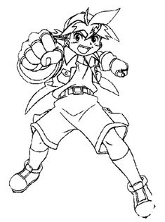 achilles coloring pages | Free Printable Beyblade Coloring Pages For Kids ...