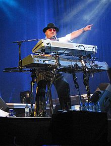 David Paich from toto Awesome song writer