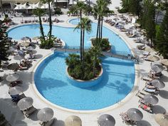Atlantica Oasis Hotel, Cyprus