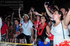 7ma. Convención Copa Vacations - Hotel Bahía Príncipe - Samaná - Republica Dominicana ¡Recital privado de La Sole!