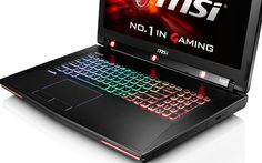 You can now buy MSI's eye-tracking laptop - Unlike other high-end gaming devices, this one has a trick up its sleeve: Tobii's eye-tracking sensor technology. We've previously showed you prototypes of the kit, but after six months in the labs, it's now ready for prime time.