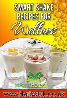 Get Fit And Healthy With Smart Shake Recipes For Wellness