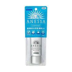Shiseido Anessa Whitening Essence Facial UV Sunscreen Aqua Booster SPF50+ PA++++ #Anessa