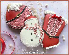 ❄☃ Christmas Cakes Cookies Cupcakes Sweets ☃❄ Christmas cookies