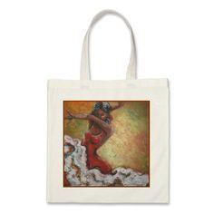 Flamenco Canvas Bags