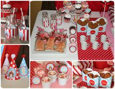 Gingerbread Christmas Holiday Party by ShopDimpleprints on Etsy, $30.00