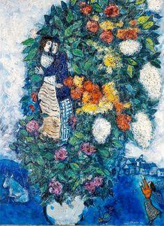 Marc Chagall - (Russia)