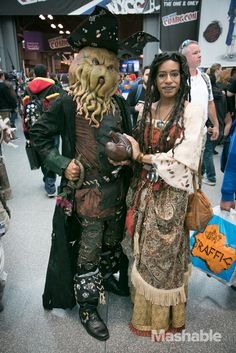 Cosplay Couple Ideas