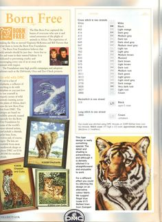 Gallery.ru / Photo # 11 - Cross Stitch Collection 058 November 2000 - tymannost