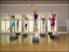 Keti Smit.Step.aerobika.2007.XviD.DVDRip (http://kinozal.tv) - YouTube