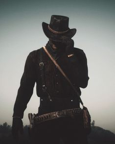 Dead Red Redemption 2, Game Character, Character Design, Read Dead, Wallpaper Animes, Rdr 2, Creation Art, West Art, Cowboy Art