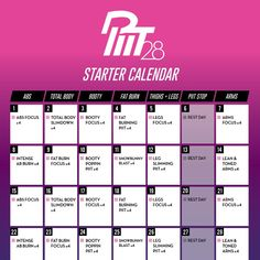 If you're ever thought about trying PIIT28, my Pilates Intense Interval Training program, butwasn't really sure if the intensity levelwas right for you, then you know what? Take it for a test drive!