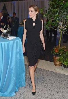 El original 'look' de la princesa Letizia causa sensación en Nueva Jersey #princess #royals #royalty