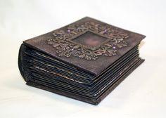Scrapbook Albums, Scrapbooking, Witch Art, Decorative Boxes, Blog, Vintage, Scrapbooks, Blogging, Vintage Comics