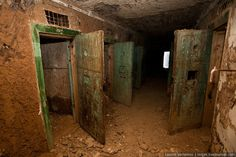 once and always will remain a place of pain...Russian prison
