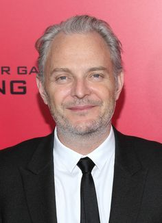 Francis Lawrence at the Catching Fire Premiere // Grooming by Anna Bernabe