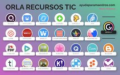 AYUDA PARA MAESTROS: Orla de recursos TIC Zodiac Sun Signs, Learning Apps, Flipped Classroom, Find People, Bullying, Twitter Sign Up, Infographic, Knowledge