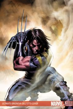 Wolverine (Ultimate)