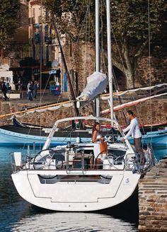 Beneteau Oceanis 41 Sailing Yacht