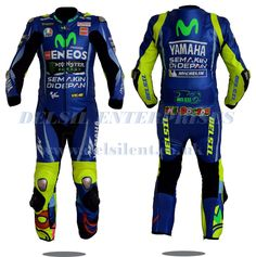 Leading Exporters of Motorbike Leather Garments & Accessories, Leather Fashion Garments & Bags and all type of Sports Wears. Motorbike Leathers, Motorcycle Jacket, Moto Gp 2017, Valentino Rossi 46, Vr46, Motogp, Motorbikes, Yamaha, Wetsuit