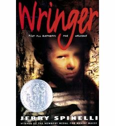 Wringer by Jerry Spinelli | Scholastic.com