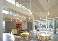 Gallery of Montpelier Community Nursery / AY Architects - 13