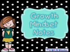 Mindset is a powerful thing! Encourage your students to have a positive mindset with these Growth Mindset note cards! Inspire students to do their best and never give up. 24 note cards are included in this pack. Print in grayscale to save ink.You can do SO MUCH with this pack!     *Enlarge and create a beautiful bulletin board.     *Make Mindset necklaces     *Attach to student work on display in the classroom.     *Staple to homework or classwork.     *Leave on student desks.     *So much…