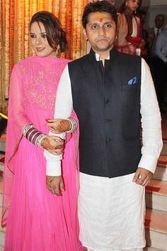 #UditaGoswami is now married to #MohitSuri.