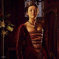 Sarah Bolger as Mary Tudor.
