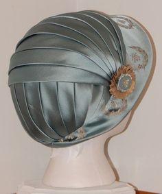 early 1800's bonnet