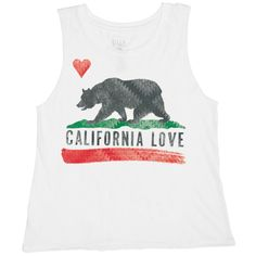 Bears Republic Muscle Tank | Billabong US
