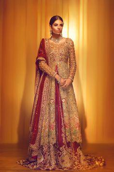 e903b2c593d Tena Durrani Latest Bridal Collection 2019 - PK Vogue Pakistani leading  fashion designer Tena Durrani introducing latest bridal wear collection for  girls