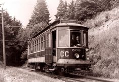 The Council Crest Trolleys would carry locals and tourists from Downtown Portland on a 2-1/2-mile trip to the highest point in Portland's Hills, 1150 feet above the Portland Harbor to Council Crest where they would find incredible views. Portland's Council Crest Line was the most Scenic and Spectacular Streetcar line in the Pacific Northwest. The narrow-guage Council Crest Cars were the first of many Portland streetcars manufactured by the American Car Company of St. Louis which became a…