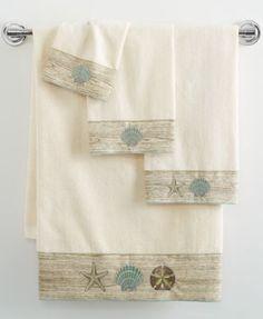Avanti Vancouver Bath Towel Collection