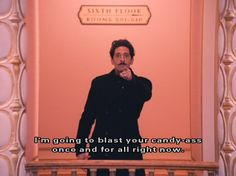 Grand Budapest Hotel Quotes Entrancing The Grand Budapest Hotelguillaume Morellec  Home Of The