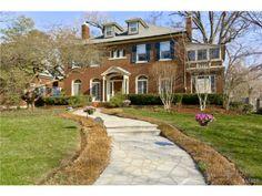 Home for sale at 7101 Kingsbury Boulevard, University City MO  #STL #RealEstate #HomeForSale