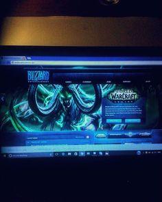 #gaming #pc #gamer #gamers #blizzard #wowlegion #worldof warcraft #geek #blizzardentertainment
