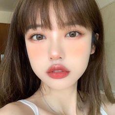 Edgy Makeup, Soft Makeup, Cute Makeup, Pretty Makeup, Makeup Art, Beauty Makeup, Makeup Looks, Hair Makeup, Makeup Korean Style
