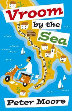 Here's a list of non-fiction travel literature set in Italy.