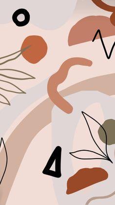 Iphone Wallpaper Tumblr Aesthetic, Iphone Background Wallpaper, Pastel Wallpaper, Aesthetic Wallpapers, Abstract Face Art, Minimalist Wallpaper, Cute Patterns Wallpaper, Graphic, Cute Wallpapers