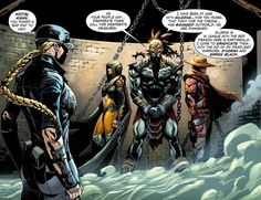 Will This Mortal Kombat X Comic Character Make the Game Roster? - http://videogamedemons.com/news/will-this-mortal-kombat-x-comic-character-make-the-game-roster/